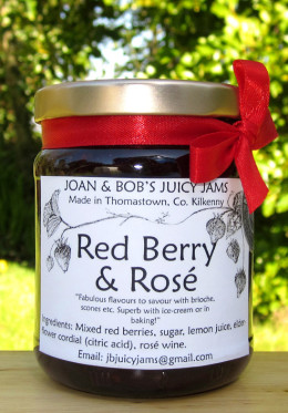 Red Berry and Rose pic