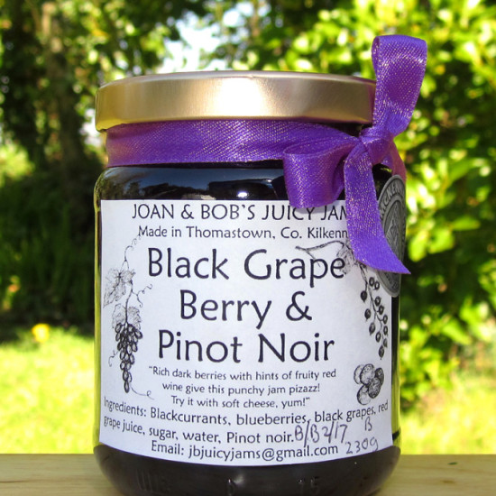 Black Grape, Berry & Pinot Noir pic